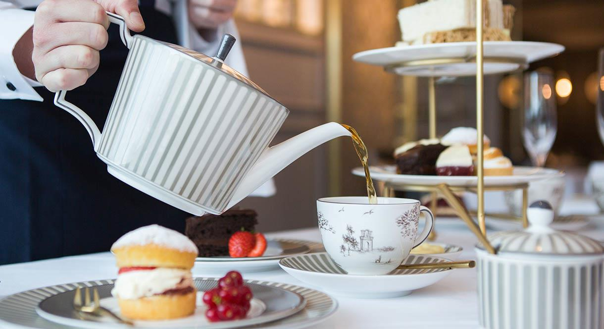 Mothers Day Brunch and Afternoon Tea at World of Wedgwood