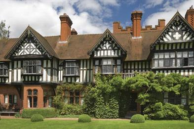 Wightwick Manor front