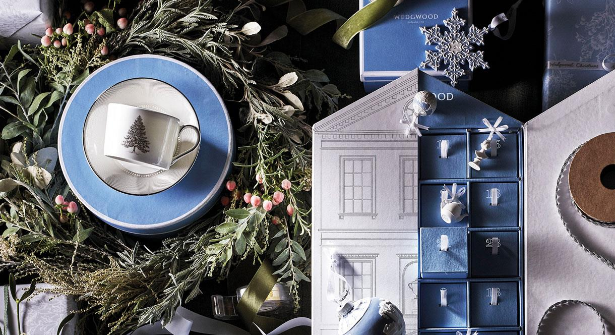 Visit the World of Wedgwood this Christmas for a magical day out