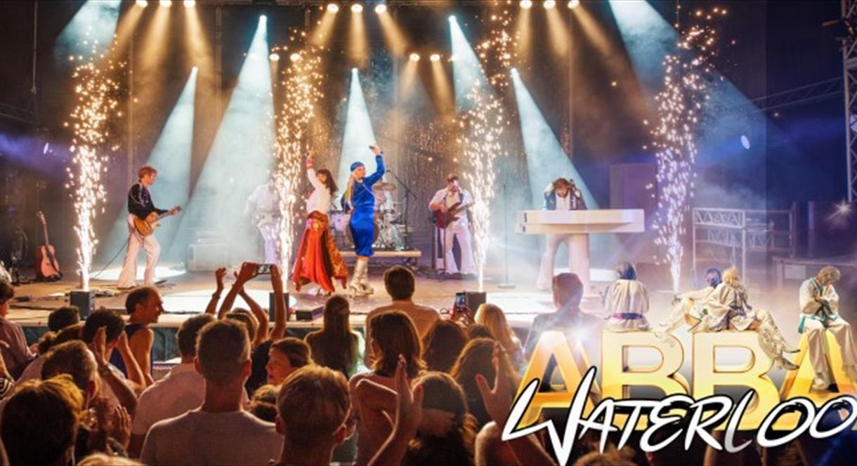 Waterloo - The ultimate tribute to Abba