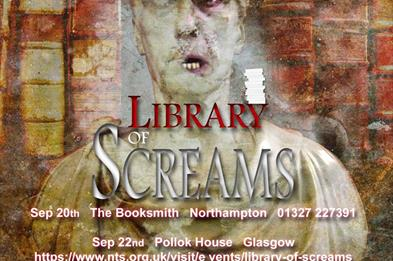 Friday Twilight - Library of Screams