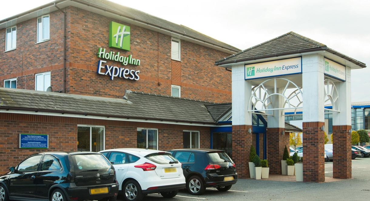 Holiday Inn Express, Lichfield