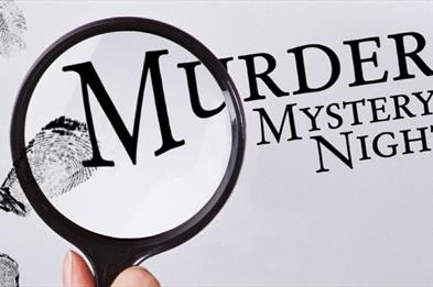 A Ghostly Murder Mystery