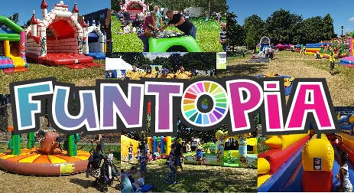 Funtopia at Newcastle-Under-Lyme